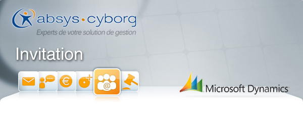 Absys cyborg - Experts de votre solution de gestion